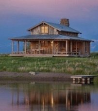 fishing cabin designs