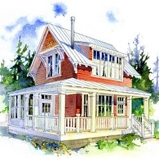 small lake house plans | home design ideas