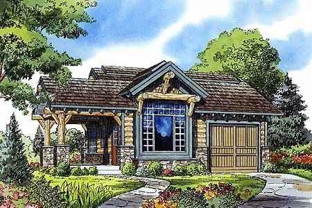 Log Cabin Floor Plan Designs Little Architectural