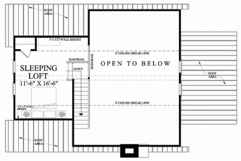 fishing cabin plans