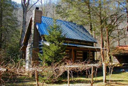 small log cabin designs