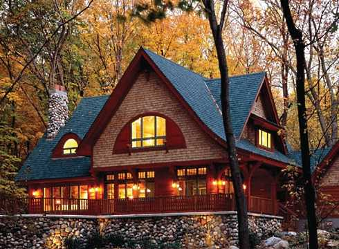 Cottage home plans a modern day craftsman classic for Classic cottage house plans