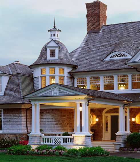 Standout Cabin Designs : Standout small cottage designs shingled sanctuaries