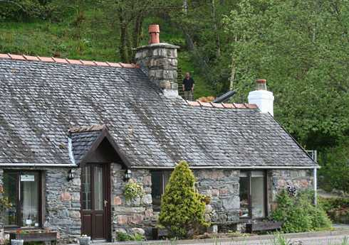 stone cottage design
