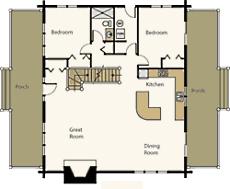 cabin design ideas