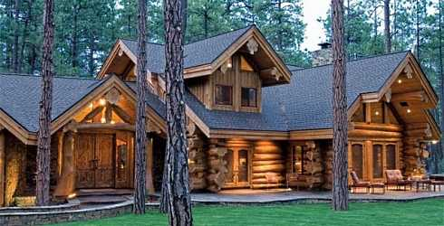 Standout Cabin Designs . . . An Amazing Array of Exciting Plans! on