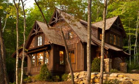 Standout cabin designs an amazing array of exciting for Cottage builders nc