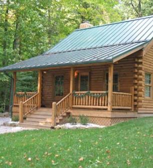 Compact Cabin Floor Plans . . . Efficient and Ening! on
