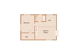 compact cabin floor plans
