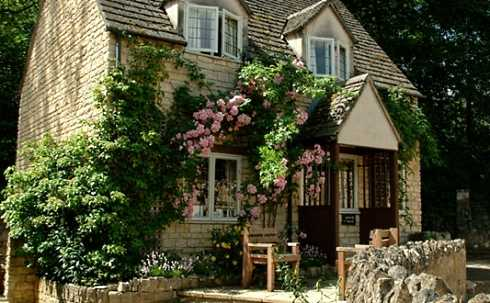 cottage architecture