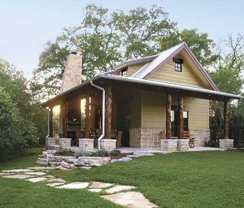 cabin house plans covered porch