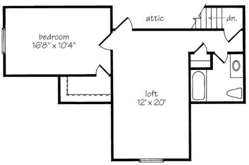 cottage floor plans