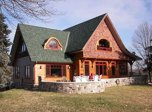 Cottage Homes Floor Plans | Cottage Home Plans A Modern Day Craftsman Classic