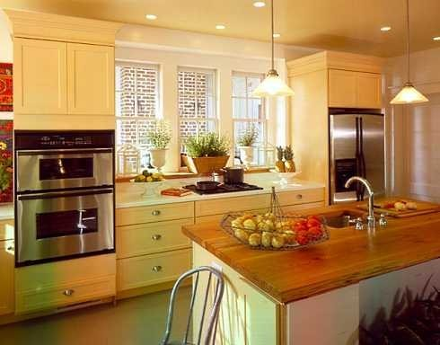 Country Cottage Kitchens For Country Style Home Cook N