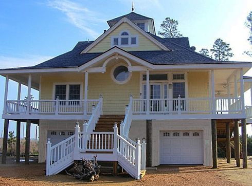 Cottage Plans With Porches A Profusion Of Porches