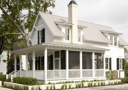 Home Modern Design on See Floor Plans   More Exterior Photos Of This Farmhouse Style Cottage