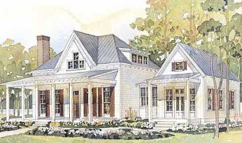 Cottage Style House PlansTraditional and Timeless Appeal