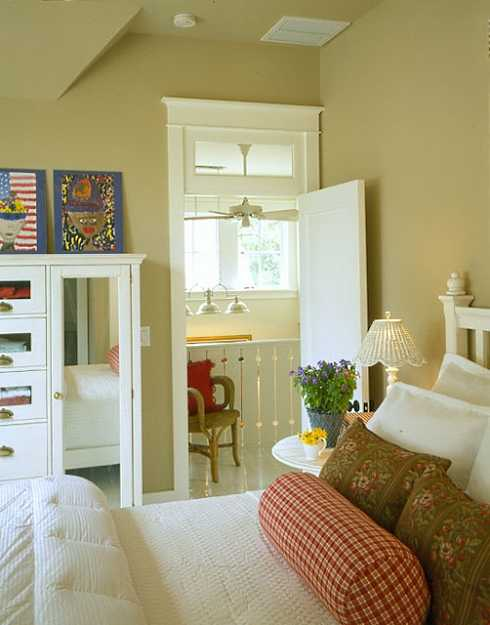 Country cottage decor and design southern hospitality style Cottage decorating