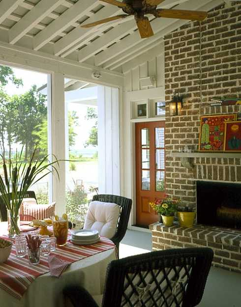 country cottage decor and design southern hospitality style