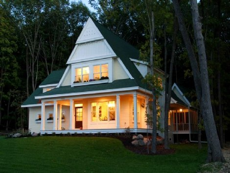Cozy cottage plans cozy comfortable and commodious for Cozy cottage home designs