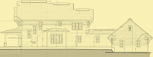 craftsman cottage house plans