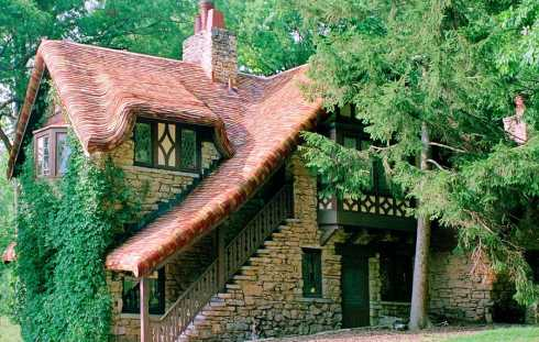 English Cottage House Plans . . . Storybook Style!
