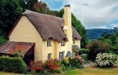 The English Storybook Cottage Fairy Tale Fantasies Come True