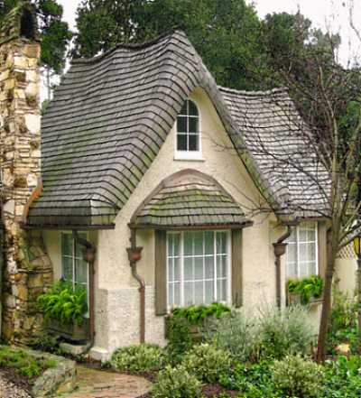 Fairytale cottages once upon a time for Fairytale cottage home plans