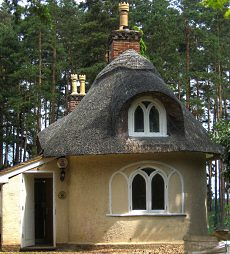 fairytale cottages