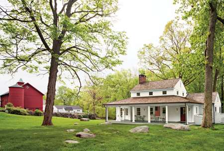 Farm House Designs on classic american homes