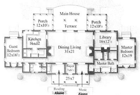 Farm House Plans . . . Pastoral Perspectives!