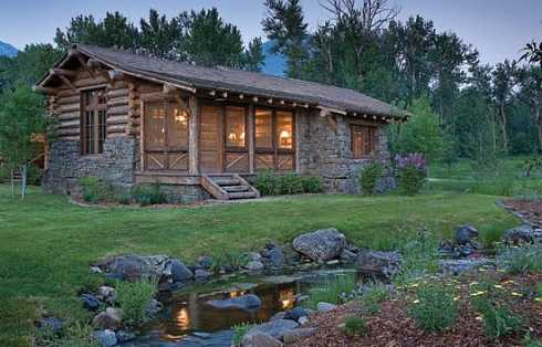 Standout Fishing Cabin Designs . . . Finding Fish...and Fun!