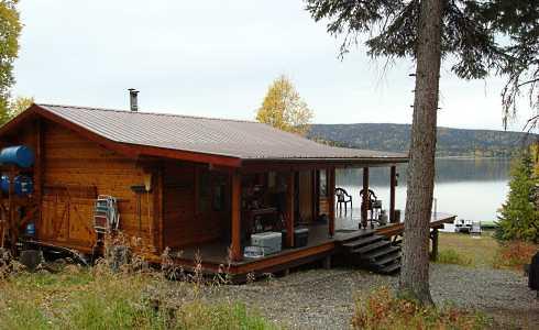 Standout Fishing Cabin Designs . . . Finding Fishand Fun!