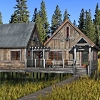 fishing cabin plans