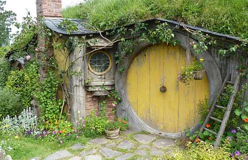 Images Of Hobbit Houses Inspiration Hobbit House Designs  Inspiring Habitats For Hobbits.and Humans Design Inspiration