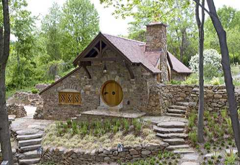 Hobbit House Designs Inspiring Habitats for Hobbitsand Humans – Hobbit Style House Plans