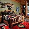 log cabin home decor