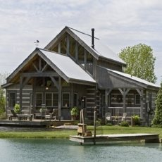 log cabin home designs and