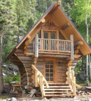 log cabin designs - Log Cabin Design Ideas