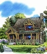 log cabin designs
