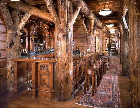 Log Cabin Home Designs Part 69