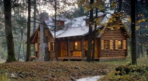 Standout Log Cabin Homes Carefully Crafted