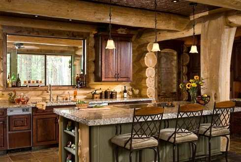 Log Cabin House Plans . . . A Beautifully Handcrafted Heirloom!