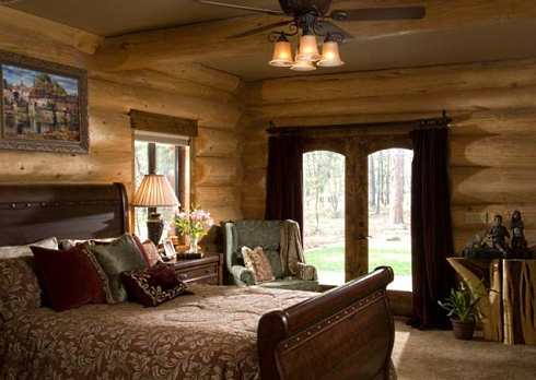 log cabin house plans