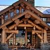 log cabin house plans
