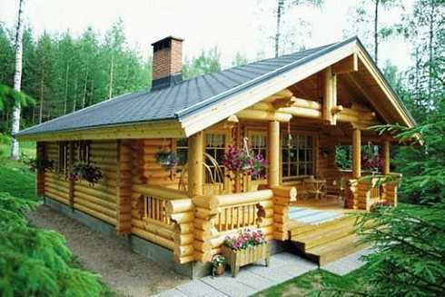 Cabins on Log Cabin Kit Homes       Kozy Cabin Kits