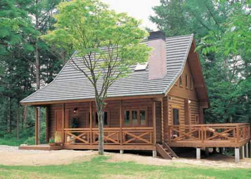 Log cabin kit homes kozy cabin kits for Cabin designs and prices