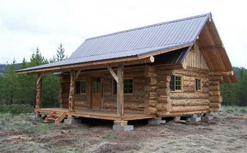 Log Cabin Mobile Homes Log Cabins To Go