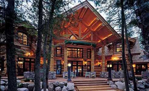 log cabin plans