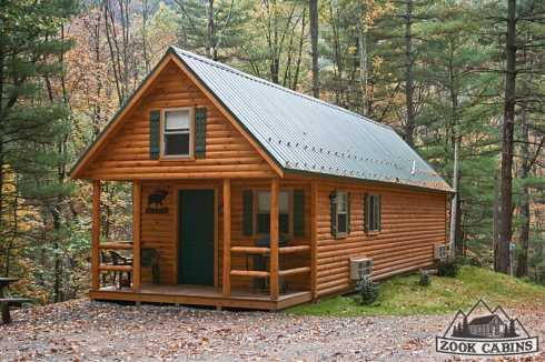 Modular log cabins the most complete of all prefabs to for Cabin designs and prices